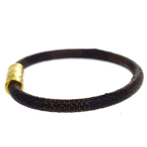 Picture of Louis Vuitton keep it damier gold bracelet