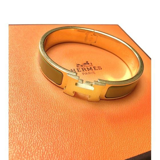 Picture of HERMES clic H bracelet