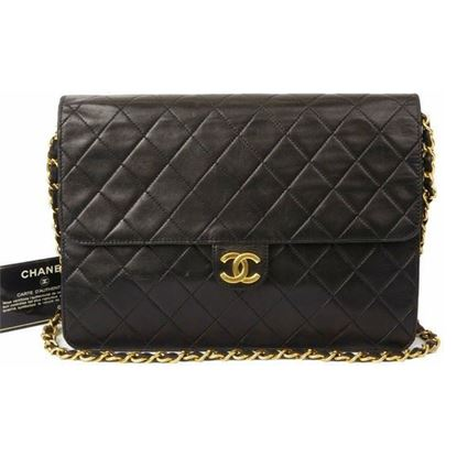 Image of Chanel 2.55 medium classic flap bag