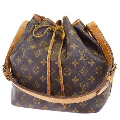 Image of Louis Vuitton petit NOe bag