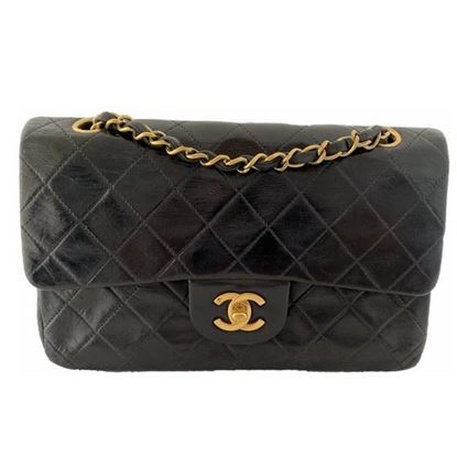 Image of Chanel 2.55 timeless double flap bag