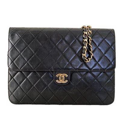 Image of Chanel classic 2.55 medium flap bag
