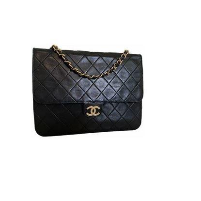 Image of Chanel classic 2.55 flap bag