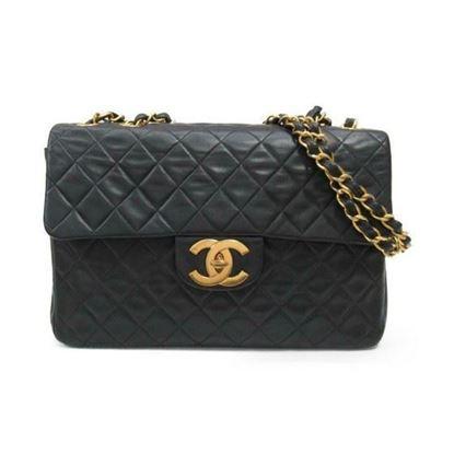 Image of Chanel timeless 2.55 jumbo maxi bag