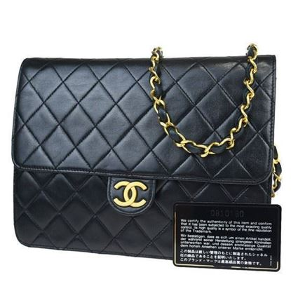 Image of Chanel 2.55 timeless classic flap bag