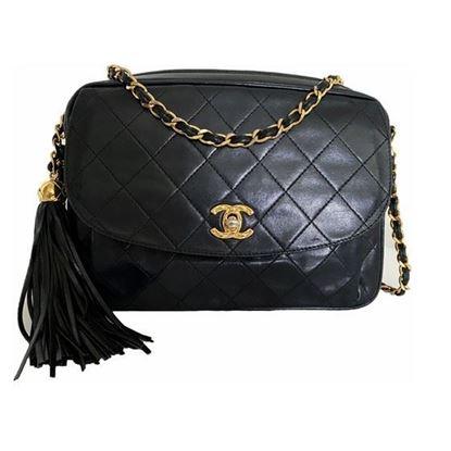 Image of Chanel classic crossbody bag